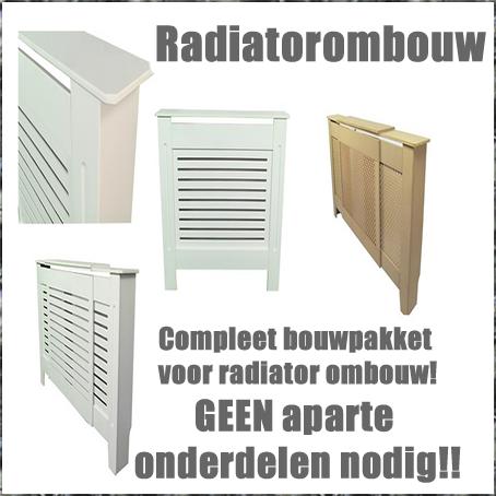 Radiatorombouw